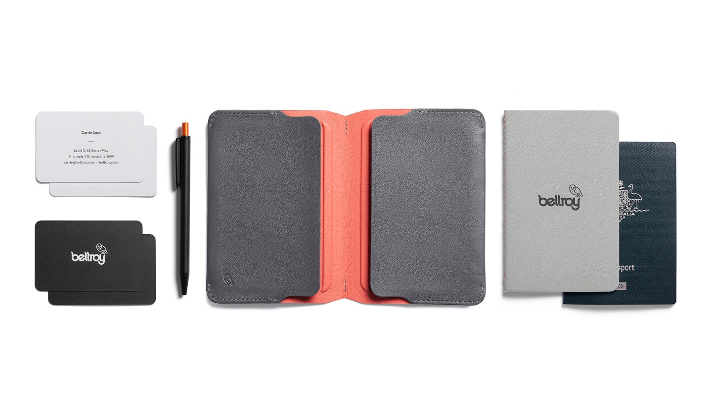 Bellroy Notebook Cover Storage