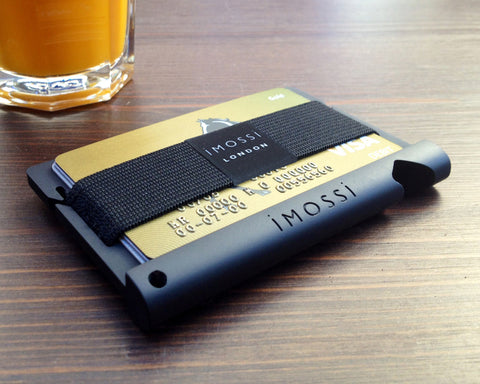 imossi London N1 Wallet front
