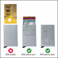 SECRID RFID protection example