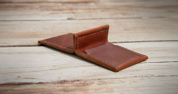 Wezel Wallet phone stand