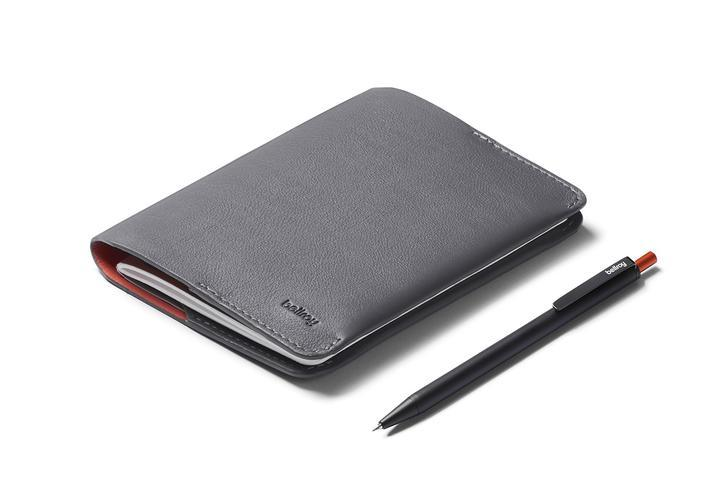 Notepad - Bellroy Leather Notebook Cover & Pen