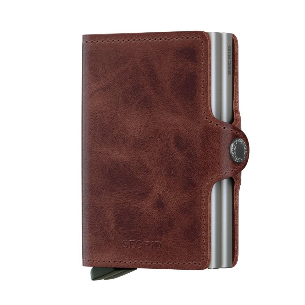Wallet - SECRID Twinwallet Vintage Brown