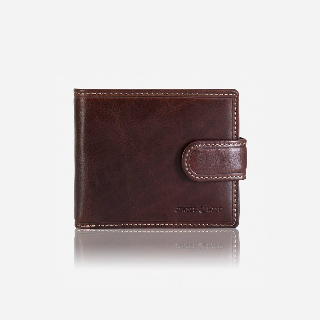 Wallet - Bifold Wallet With Coin And ID Window