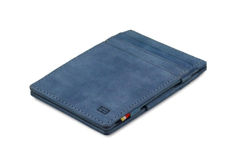 Wallet - Garzini Essenziale Magic Wallet - Sapphire Blue
