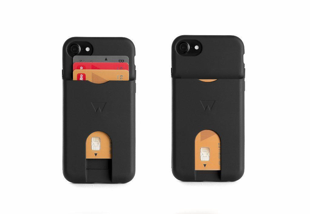 Wallet - IPhone Walter Wallet (For IPhone 6, 6s, 7, 8)