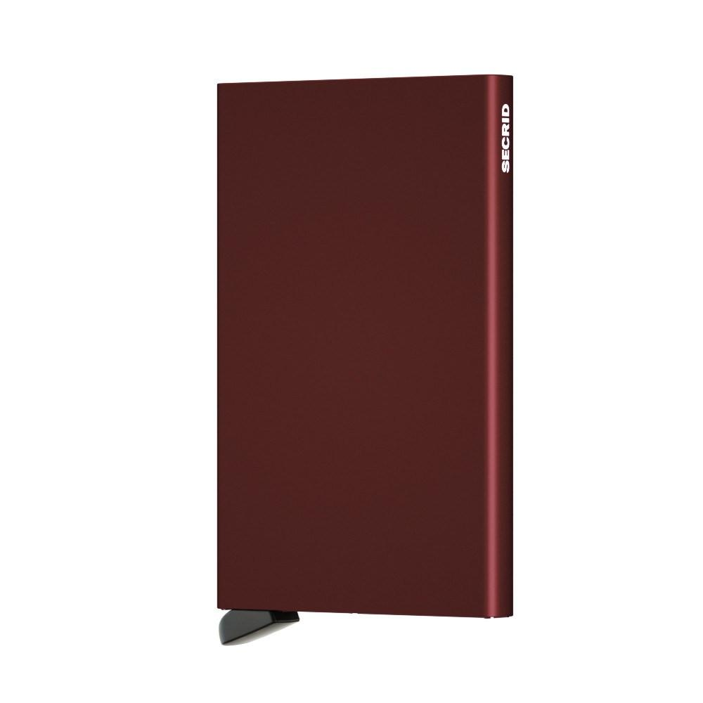 Wallet - SECRID Card Protector - Bordeaux