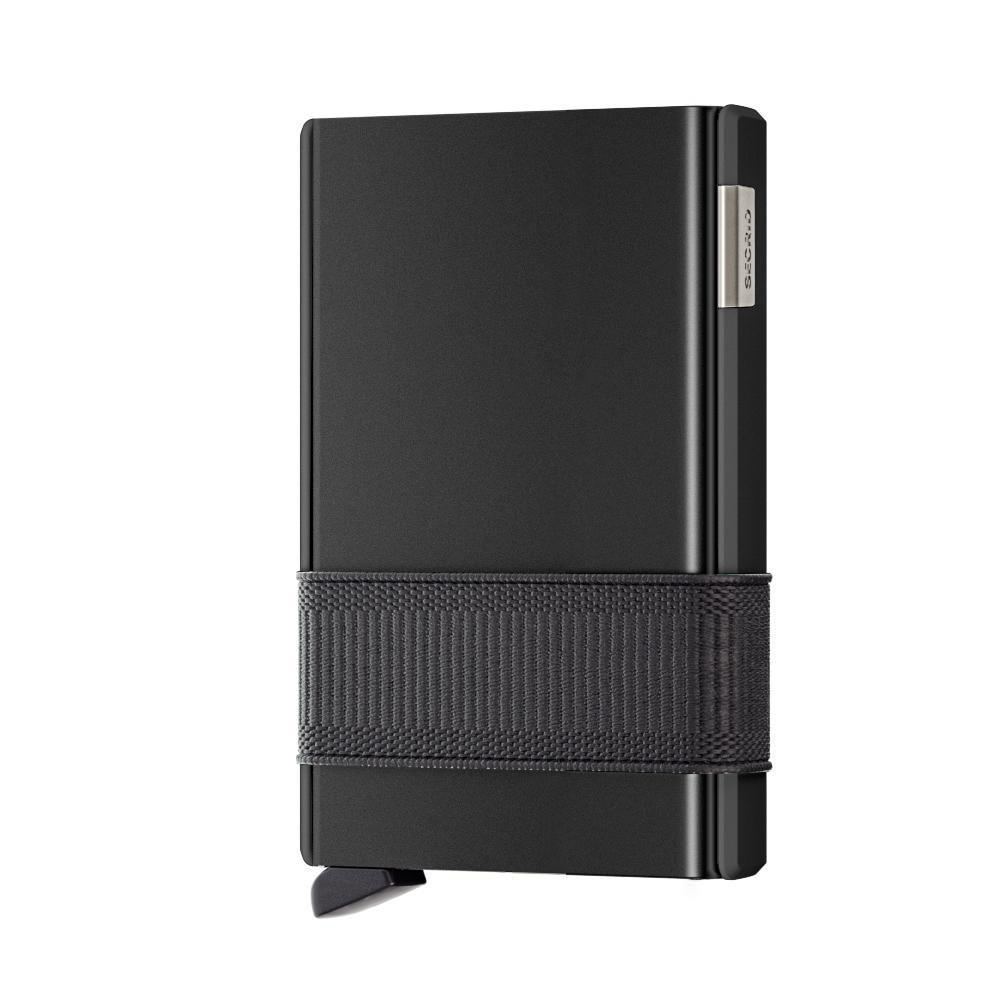 Wallet - SECRID Cardslide - Black