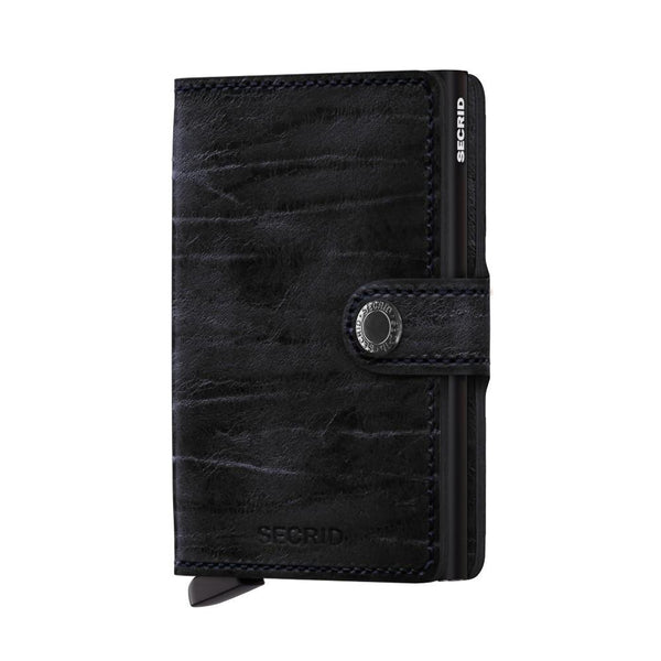 Wallet - SECRID Miniwallet Dutch Martin Nightblue