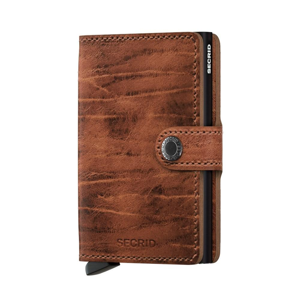 Wallet - SECRID Miniwallet Dutch Martin Whiskey