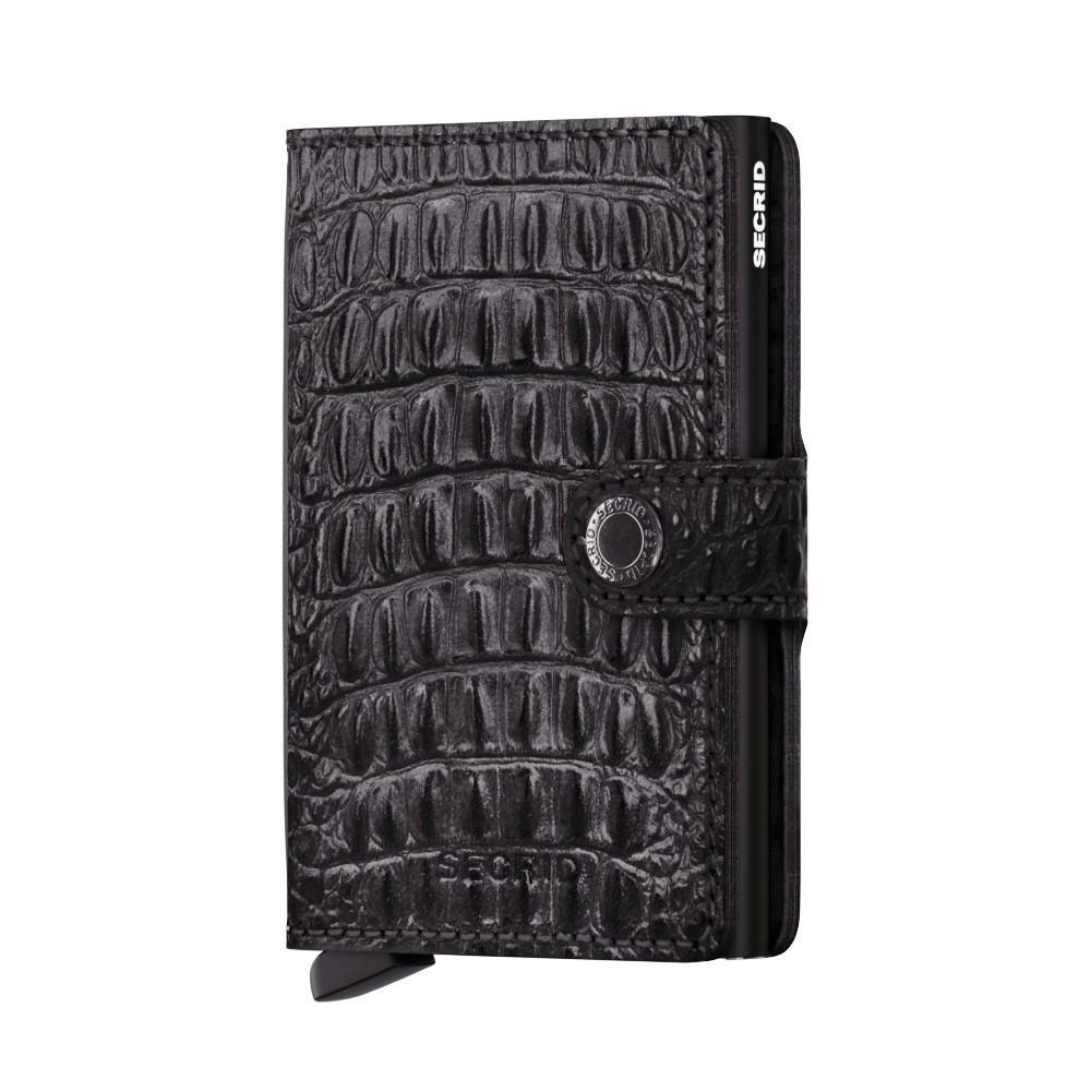 Wallet - SECRID Miniwallet Nile Black