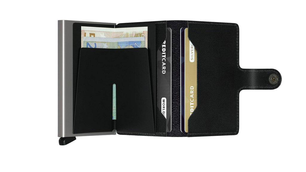 Wallet - SECRID Miniwallet Original Black