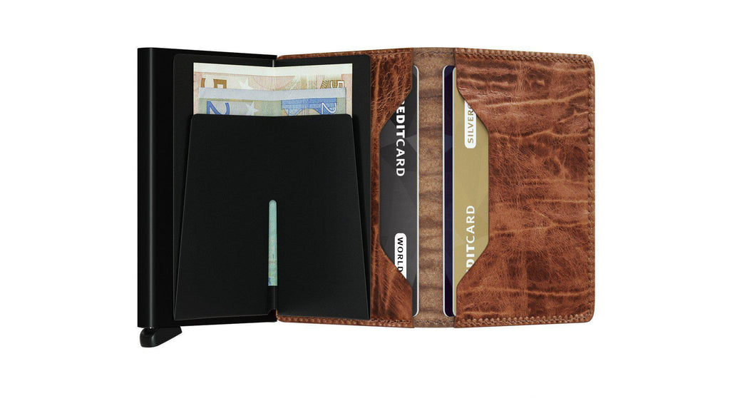 Wallet - SECRID Slimwallet Dutch Martin Whiskey