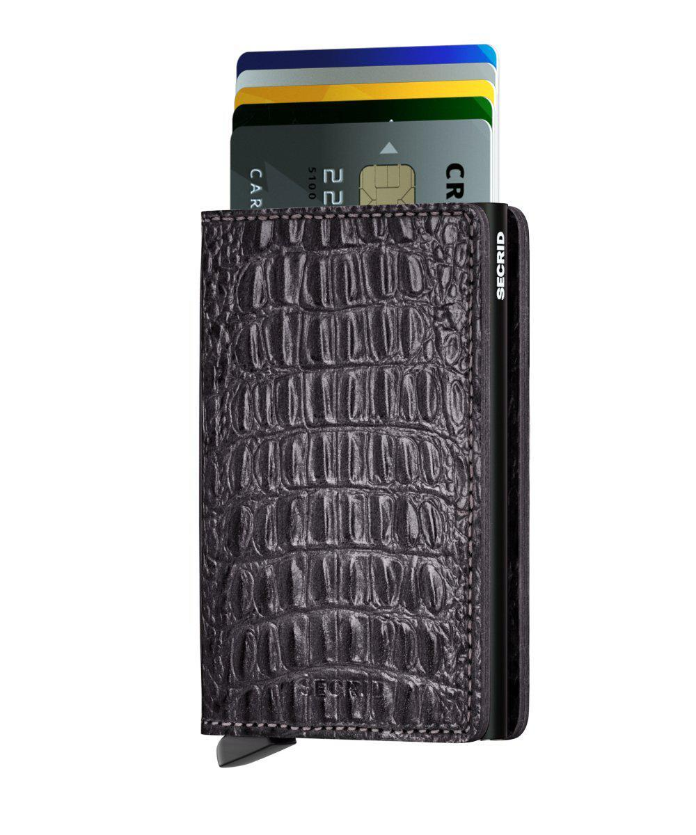 Wallet - SECRID Slimwallet Nile Black