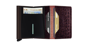 Wallet - SECRID Slimwallet Nile Brown