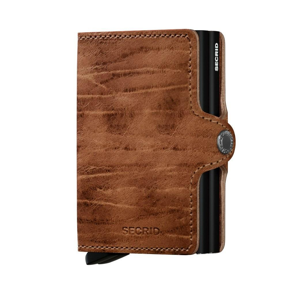 Wallet - SECRID Twinwallet Dutch Martin Whiskey