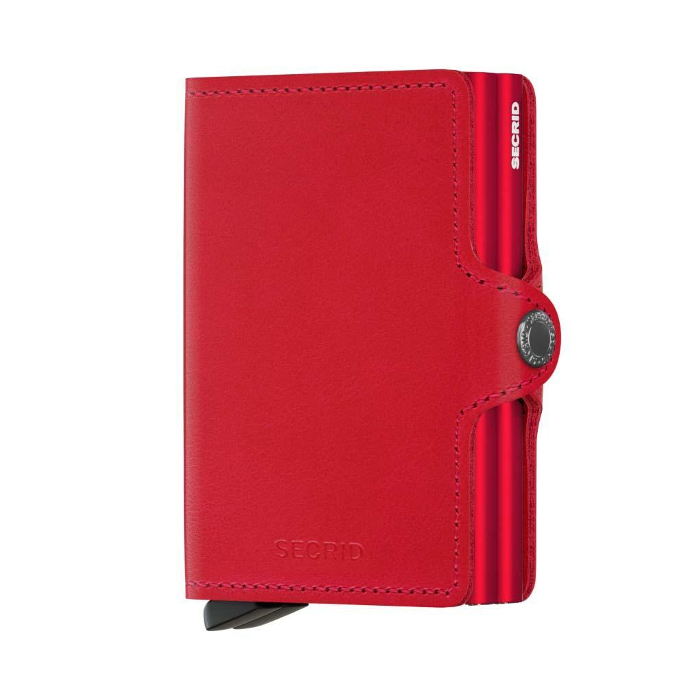 Wallet - SECRID Twinwallet Original Red