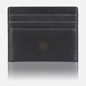 Wallet - Texas Leather Cardholder - 6 Card Slots