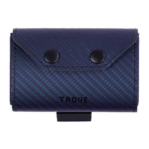 Wallet - TROVE Coin Caddy: Carbon Fibre