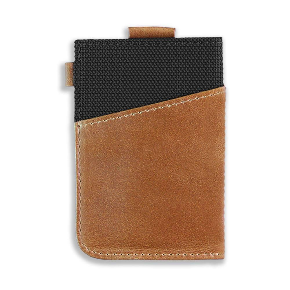 Wallet - WOLYT™ Sleeve Classic - Black/Brown