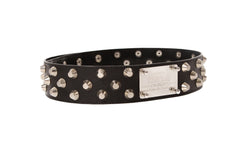 Chic Rebel Black Waist Belt