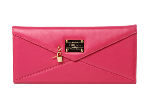 Evening Envelope Candy Fuchsia Delight