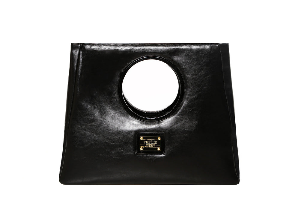 Statement Bag Fashionista Matte Black