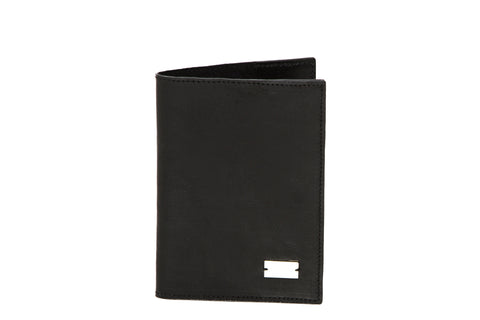 Black Matte Passport Case