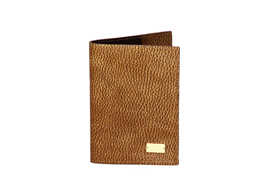 Bronze Passport Case