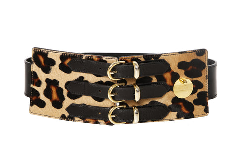 Animal Instinct Waist Belt