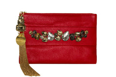 NEW ARRIVAL - Sexy Red Treasure Pochette