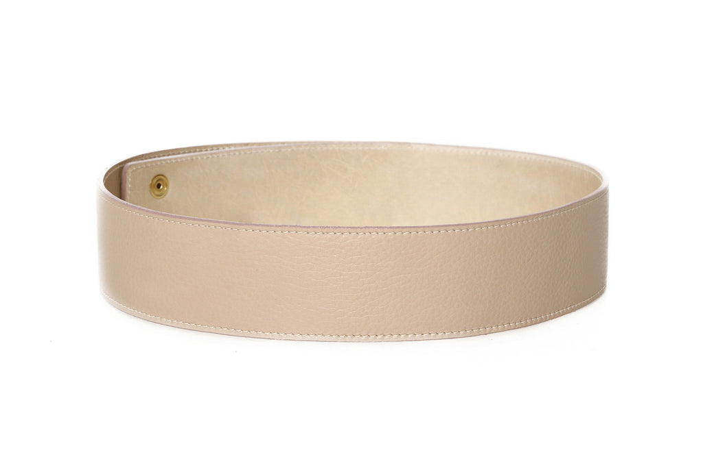 Classic Powder Pink Waist Belt