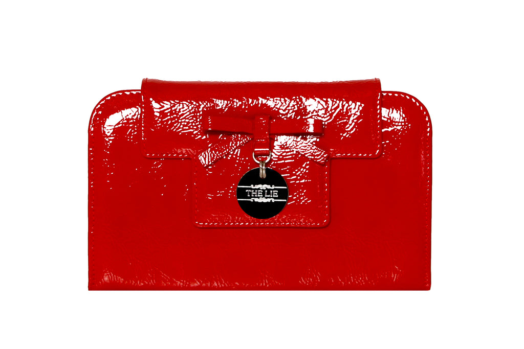 Bloody Mary Candy Wallet Silver