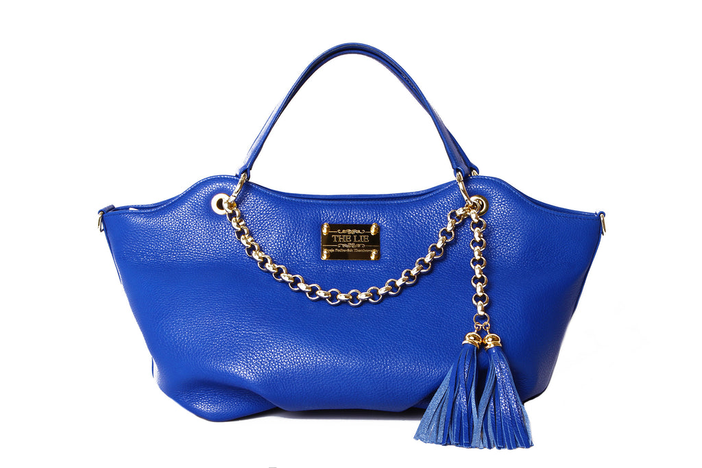Fashion Tote Indigo Blue