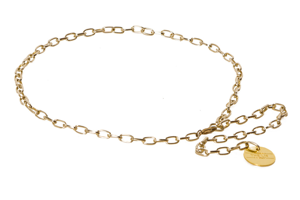 NEW ARRIVAL - Golden Chain Belt