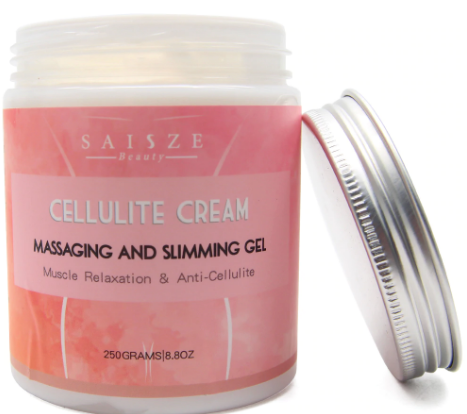 BeTransformed™️  Saisze Cellulite Cream - FREE Massage brush included