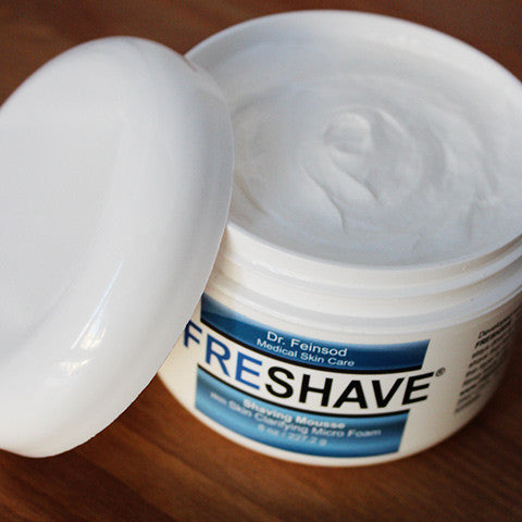 Freshave Shaving Mousse - 8oz