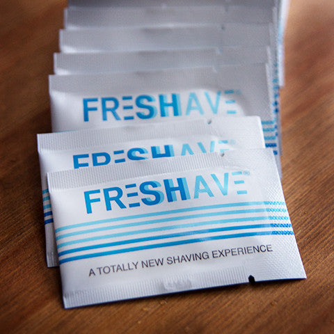 Freshave Travel Pack Samples