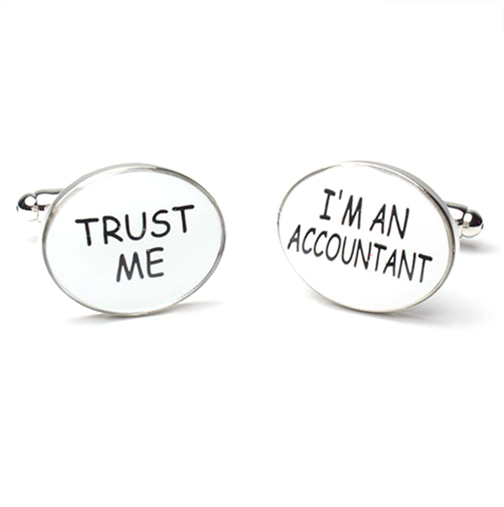 Mancuernillas Trust Me - Im an accountant