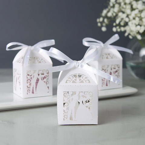 Bridal Shower Favors - Bride and Groom