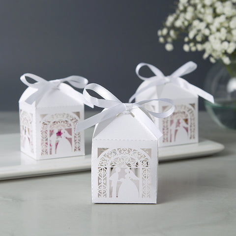 Bride and Groom Bridal Shower Favors Wedding Guest Gifts
