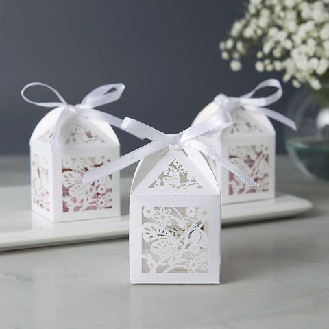 Bridal Shower Favors with Butterfly