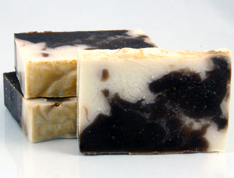 French Vanilla & Amber Goat Milk Soap
