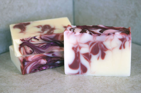 Ginger Tea Goat Milk Soap