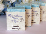 Mini Soap Baby Shower Favors and Bridal Shower Favors