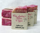 Cute Soap Shower Favors for Baby Shower or Bridal Shower - From My Shower to Yours!