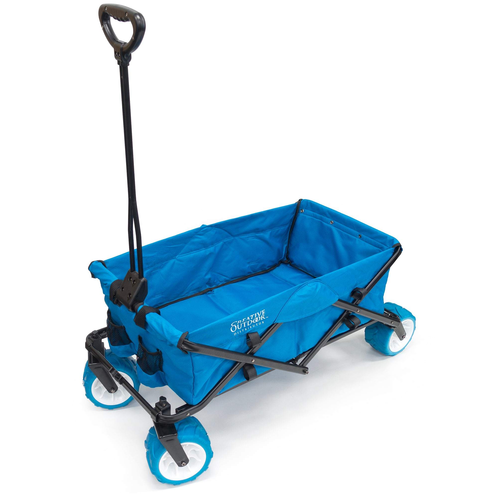 900179 Blue All-Terrain Folding Wagon