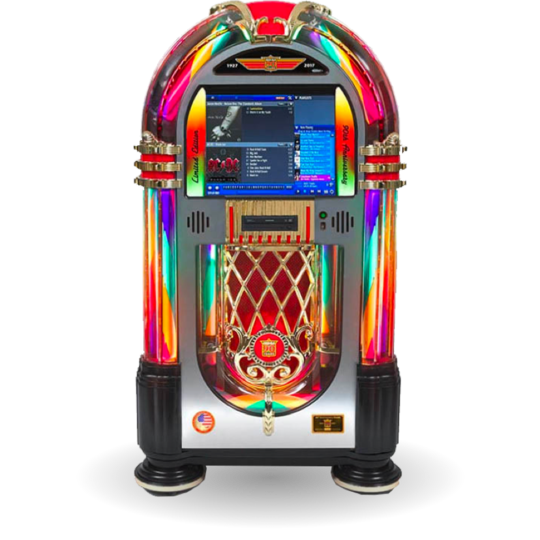 Rock-ola Bubbler Digital Music Center 90th Anniversary Edition