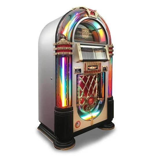 Rock-ola Bubbler CD Jukebox 90th Anniversary Edition