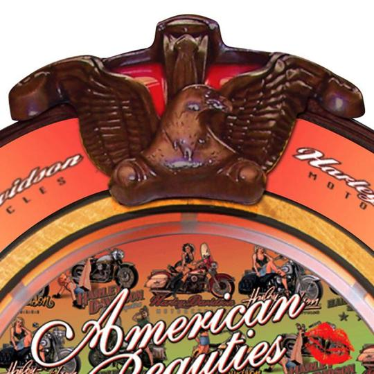 Rock-ola Bubbler American Beauties CD Jukebox