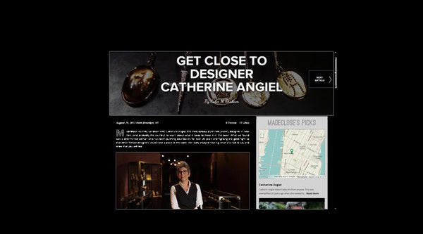 nyc jewelry artist catherine angiel featured in madeclose